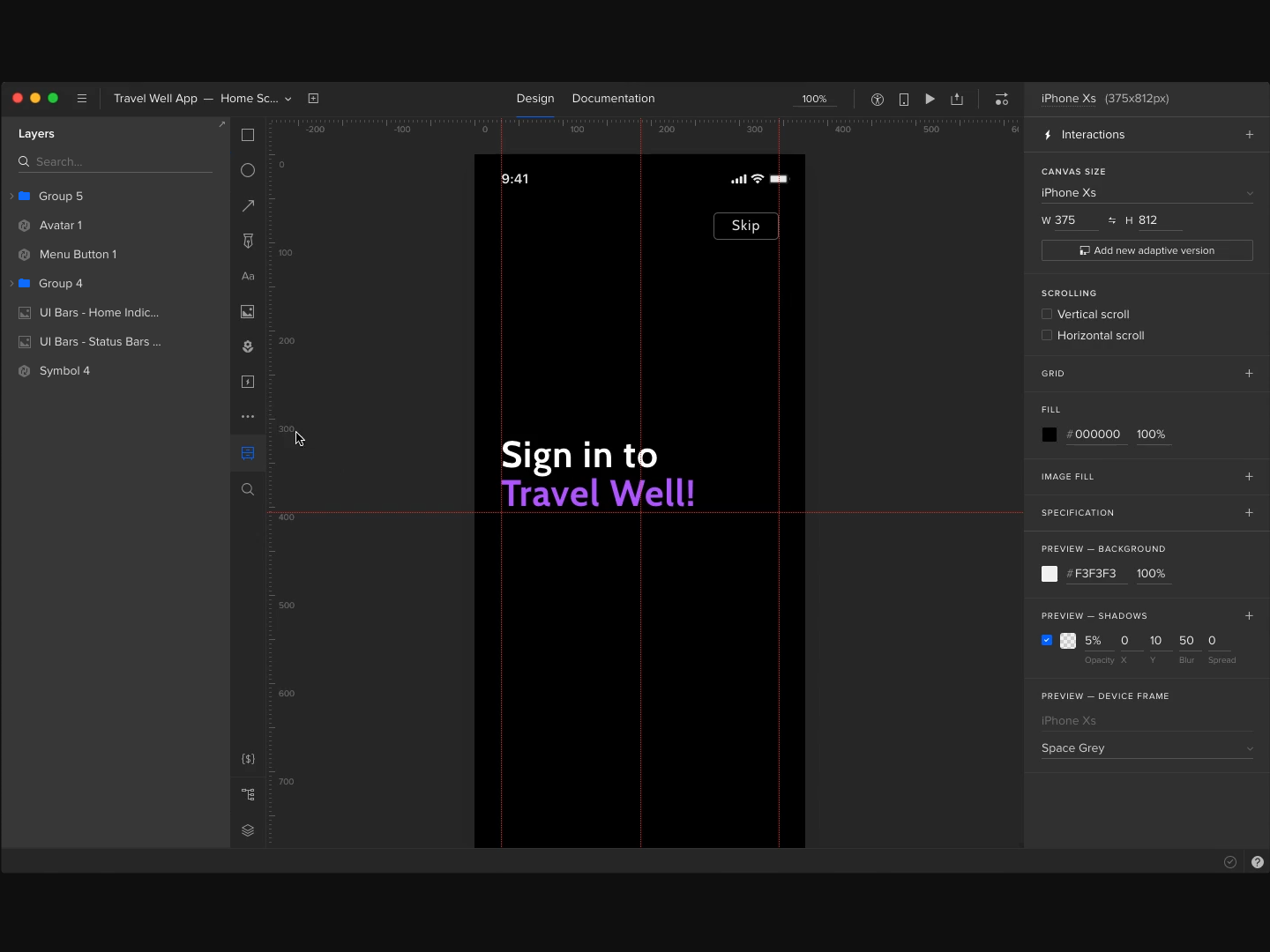 Uxpin Ui Design And Prototyping Tool
