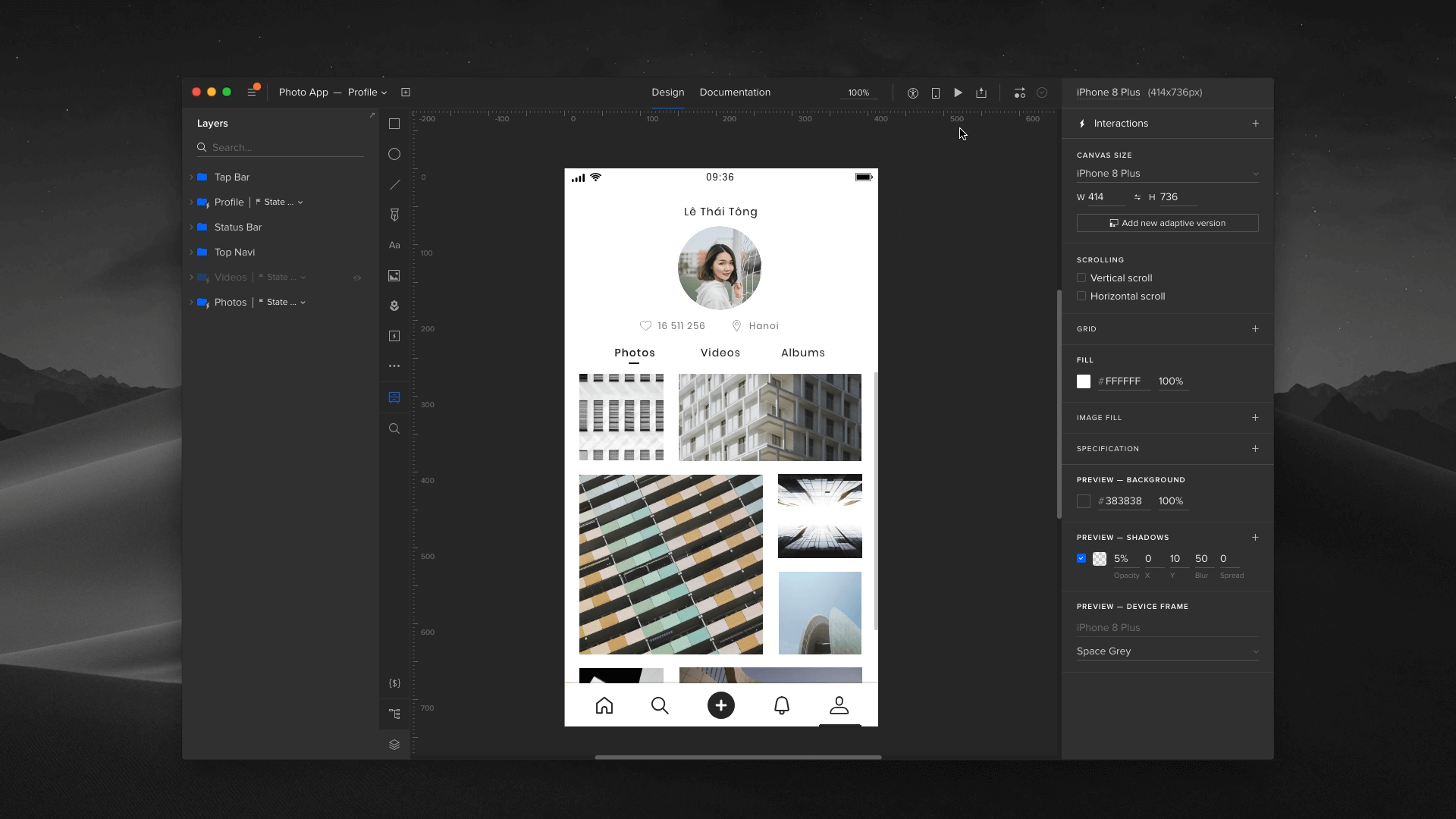 UXPin | UI Design and Prototyping Tool